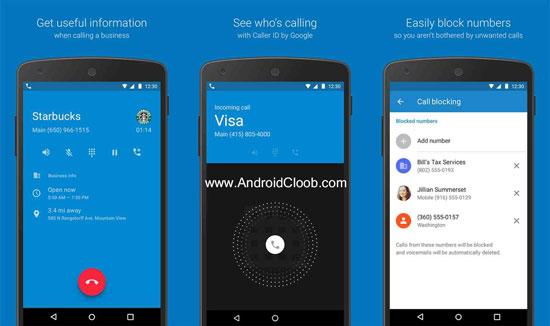 Google Phone دانلود Google Phone v13.0.171616398 مدیریت تماس های تلفنی اندروید