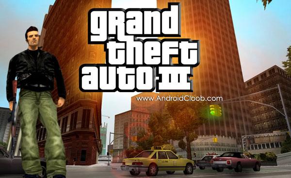 Grand Theft Auto III دانلود Grand Theft Auto III v1.6 بازی جی تی ای 3 اندروید + مود