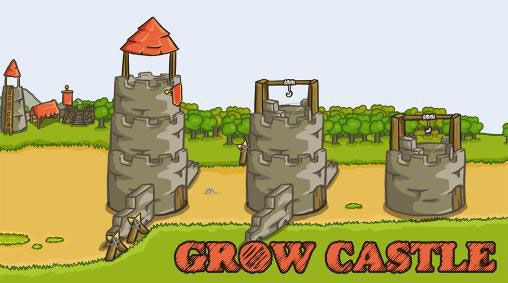 Grow Castle دانلود Grow Castle v1.15.3 بازی قلعه سازی اندروید + مود