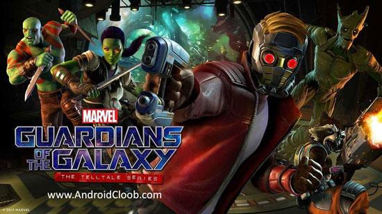 Guardians of the Galaxy TTG دانلود Guardians of the Galaxy TTG v1.09 بازی نگهبانان کهکشان اندروید + آنلاک