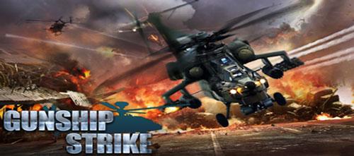 Gunship Strike 3D دانلود Gunship Strike 3D v1.0.5 بازی اصابت هلیکوپتر ها اندروید + مود