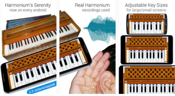 Harmonium دانلود Harmonium V2 برنامه آهنگسازی اندروید