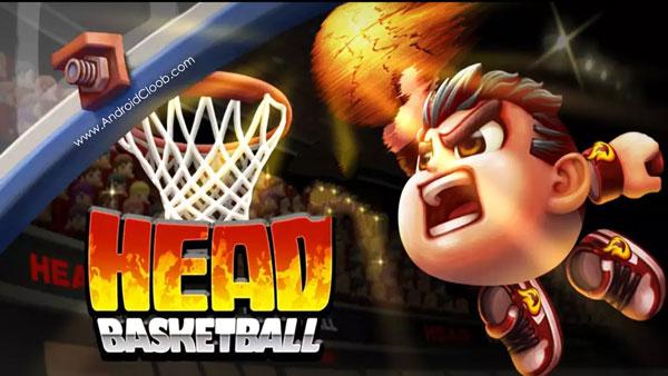Head Basketball دانلود Head Basketball v1.4.0 بازی بسکتبال اندروید + مود