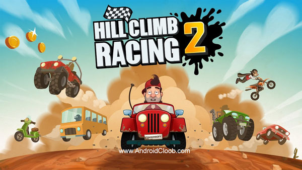 Hill Climb Racing 2 دانلود Hill Climb Racing 2 v1.13.1 بازی مسابقات تپه نوردی 2 اندروید