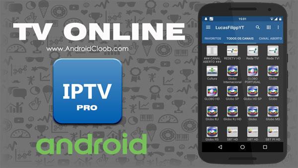 IPTV Pro دانلود IPTV Pro v3.7.1 برنامه تلویزیون اینترنتی اندروید