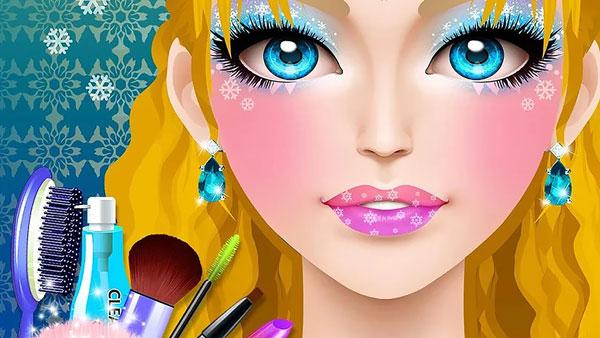 Ice Princess Fever Salon دانلود Ice Princess Fever Salon v1.2 بازی پیراستن ملکه برفی اندروید