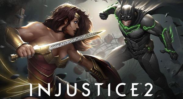 Injustice 2 1 دانلود Injustice 2 v1.4.0 بازی نبرد قهرمانان اندروید + مود