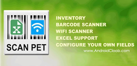 Inventory Barcode Scanner دانلود Inventory + Barcode Scanner v5.79 برنامه بارکد خوان اندروید