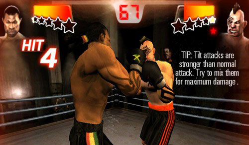 Iron Fist Boxing دانلود Iron Fist Boxing v5.1.8 بازی بوکس آهنین اندروید