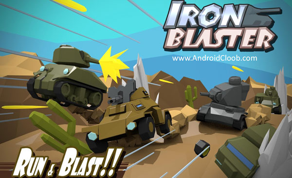 IronBlaster Online Tank دانلود IronBlaster : Online Tank v1.2.1 بازی جنگ تانک ها اندروید