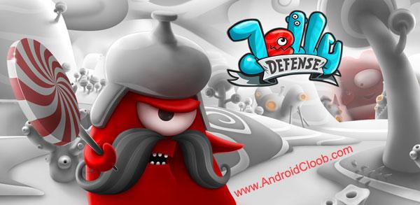Jelly Defense دانلود Jelly Defense v1.24 بازی مدافع ژله ای اندروید
