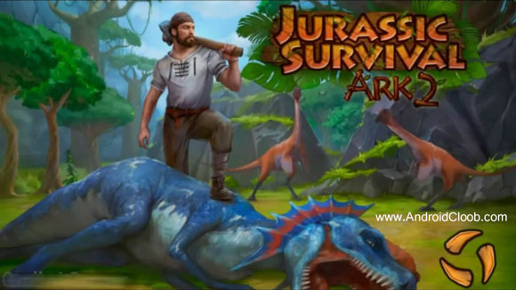Jurassic Survival Island دانلود Jurassic Survival Island v1.0.4.3 بازی بقا در پارک ژوراسیک اندروید