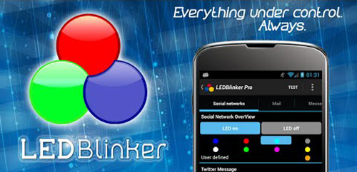 LED Blinker Notifications دانلود LED Blinker Notifications v6.17.0 برنامه چراغ اعلان اندروید