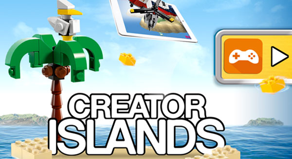 LEGO Creator Islands دانلود LEGO® Creator Islands v3.0.0 بازی لگو ساخت جزیره اندروید + مود
