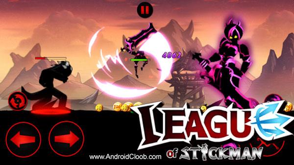 League of Stickman دانلود League of Stickman: Warriors v3.5.0 بازی لیگ استیکمن اندروید