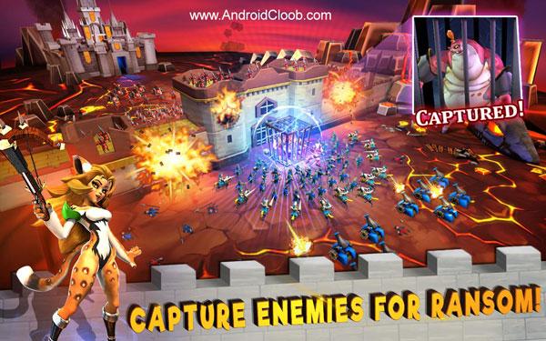 Lords Mobile دانلود Lords Mobile v1.41 بازی لرد موبایل اندروید + مود