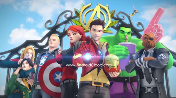 MARVEL Avengers Academy دانلود MARVEL Avengers Academy v1.20.5 بازی انتقام جویان مارول اندروید + مود