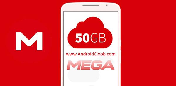 MEGA دانلود MEGA v3.2.3.1 بهترین فضای ابری آنلاین رایگان اندروید