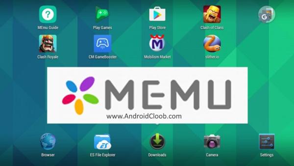 MEMU Android emulator دانلود MEmu Android Emulator for PC شبیه ساز اندروید برای کامپیوتر