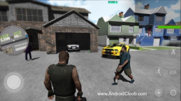Mad City Crime 2 دانلود Mad City Crime 2 v2.53 بازی دیوانه در شهر 2 اندروید + مود