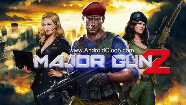 Major GUN War on terror دانلود Major GUN : War on terror v4.0.5 بازی تفنگ سنگین اندروید + مود