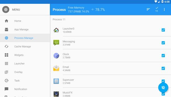 ManageBox دانلود ManageBox v3.2.3 برنامه بهینه سازی گوشی اندروید