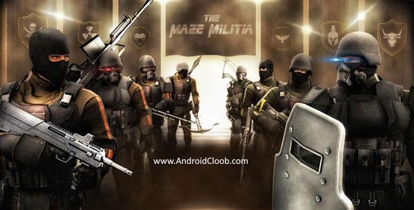 MazeMilitia دانلود MazeMilitia: LAN Online Multiplayer Shooting Game v1.9 بازی چند نفره اندروید