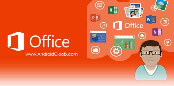 Microsoft Office Mobile دانلود Microsoft Office Mobile v16.1.8229 مایکروسافت آفیس اندروید
