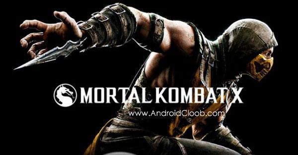 Mortal Kombat X دانلود Mortal Kombat X v1.14.0 بازی مورتال کمبت ایکس اندروید