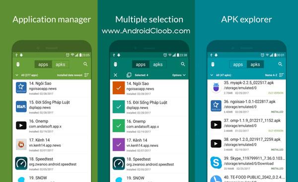 My APK دانلود My APK v2.3.7 برنامه مدیریت اپلیکیشن ها اندروید