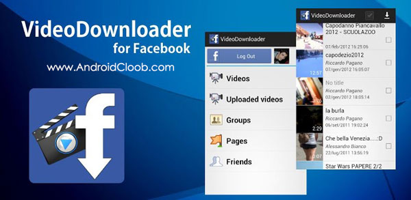 MyVideoDownloader for Facebook دانلود MyVideoDownloader for Facebook v3.3.3 برنامه ویدیو دانلودر فیسبوک اندروید + انلاک