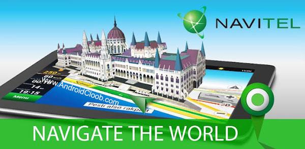 Navitel Navigator دانلود Navitel Navigator GPS & Maps Full v9.8.3 برنامه مسیریاب نویتل اندروید