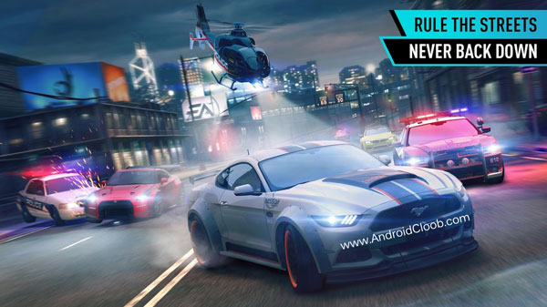 Need for Speed No Limits دانلود Need for Speed No Limits v2.3.6 بازی نید فور اسپید اندروید + مود