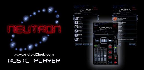 Neutron Music Player دانلود Neutron Music Player v1.95.0 برنامه پلیر قدرتمند اندروید