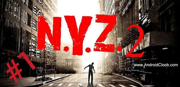 New York Zombies 2 دانلود N.Y.Zombies 2 v1.00 بازی زامبی ها در نیویورک اندروید