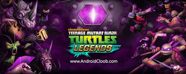 Ninja Turtles Legends دانلود Ninja Turtles: Legends v1.12 بازی لاک پشت های نینجا اندروید + مود