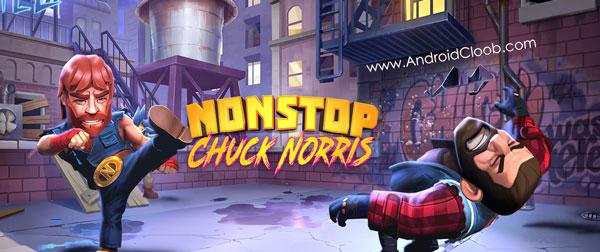 Nonstop Chuck Norris دانلود Nonstop Chuck Norris v1.3.6 بازی چاک بی وقفه اندروید + مود