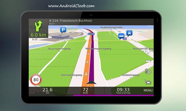 Offline Maps and Navigation دانلود Offline Maps & Navigation v17.0.3 برنامه نقشه افلاین اندروید