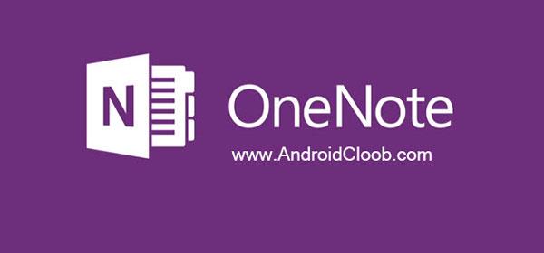 OneNote دانلود OneNote v16.0.8625.2040 نرم افزار وان نوت اندروید