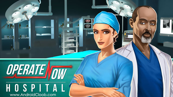 Operate Now Hospital دانلود Operate Now: Hospital v1.5.1 بازی عمل جراحی اندروید + مود