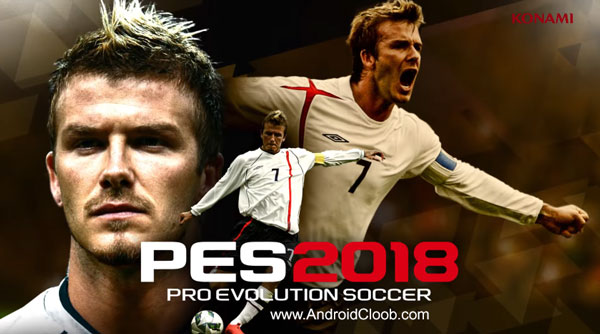 PRO EVOLUTION SOCCER 2018 دانلود PES 2018 v2.0.1 بازی فوتبال 2018 اندروید