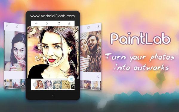 Photo Cartoon Camera PaintLab دانلود Photo Cartoon Camera  PaintLab v2.4.4 تبدیل عکس به کارتون اندروید