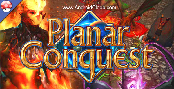 Planar Conquest دانلود Planar Conquest   4X strategy v1.3.2b بازی استراتژی اندروید