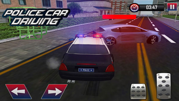 Police Car Driving Sim دانلود Police Car Driving Sim v1.43 بازی شبیه ساز ماشین پلیس اندروید