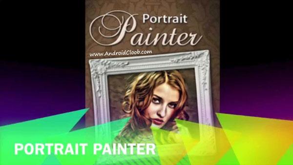 Portrait Painter دانلود Portrait Painter v1.16.8 برنامه تبدیل عکس به نقاشی مداد اندروید
