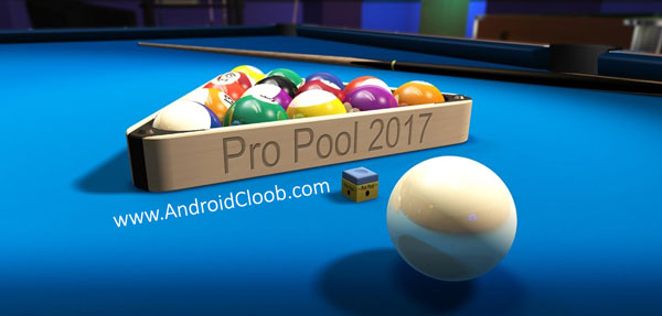 Pro Pool 2017 دانلود Pro Pool 2017 v1.27 بازی ایت بال اندروید