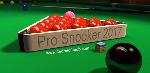 Pro Snooker 2017 دانلود Pro Snooker 2017 v1.27 بازی اسنوکر آنلاین اندروید