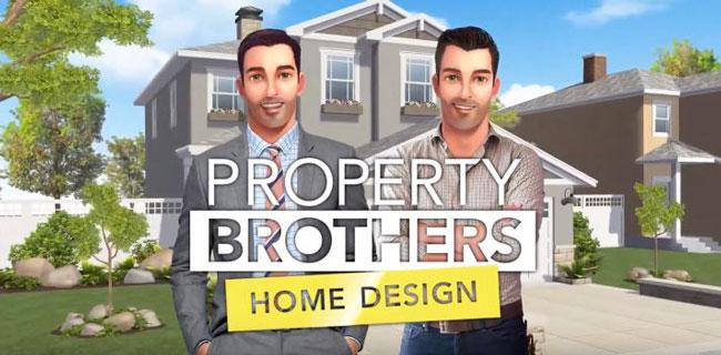 Property Brothers Home Design دانلود Property Brothers Home Design بازی برادران اسکات اندروید + نسخه بی نهایت