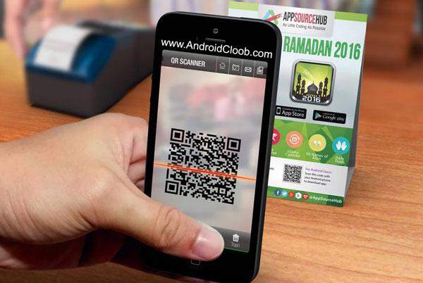 QR Barcode Scanner دانلود QR & Barcode Scanner, Maker v3.3 برنامه اسکن بارکد اندروید