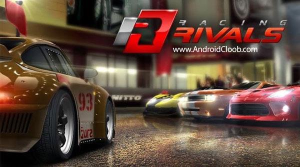 Racing Rivals دانلود Racing Rivals v6.2.1 بازی اتومبیل رانی اندروید + مود